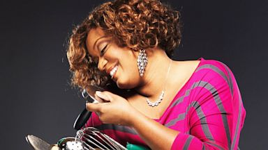 PHOTO: Sunny Anderson, pictured in 2012.