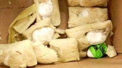 PHOTO: U.S. Customs and Border Protection officers at the George Bush Intercontinental Airport in Houston stopped a would be smuggler from bringing nearly 7 ounces of cocaine into the country in tamales, Aug. 22, 2014.