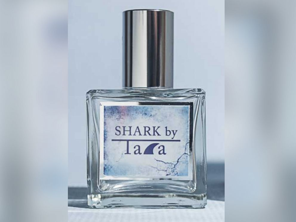 PHOTO: The perfume Shark by Tara was released in 2014.