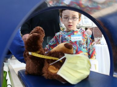 Awwww! Patients at Children's Hospital Diagnose Stuffed Bears