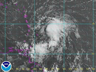 What to Expect From Tropical Storm Bertha This Weekend