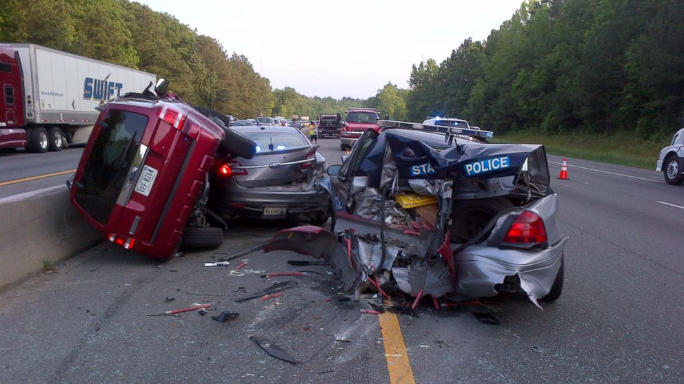 Driver Crashes Into Virginia State Police Cars On I95. Online Software Development Degree. How To Create Your Own Domain Name. Average Cost Of Window Replacement. Treatment Of Benign Prostatic Hypertrophy