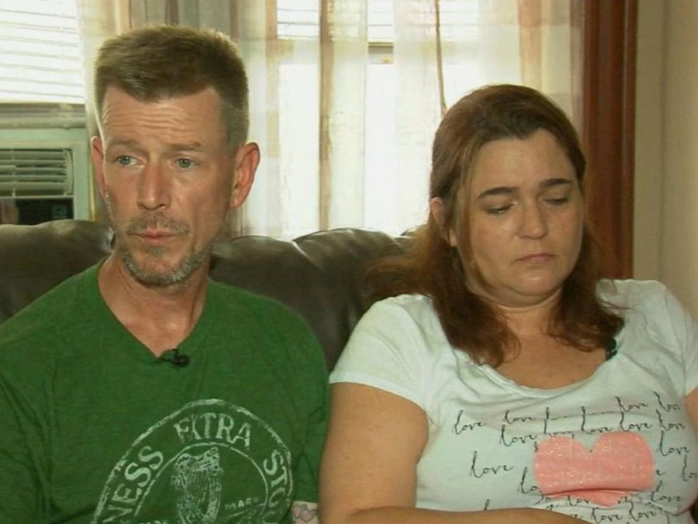 PHOTO: Daniel Fitzpatricks parents Daniel Fitzpatrick Sr. and Maureen Fitzpatrick spoke with WABC about their sons death after years of being bullied at Holy Angels Catholic Academy in Bay Ridge, Brooklyn.