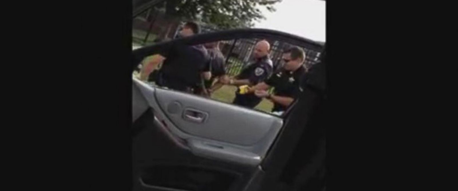 PHOTO: A family is suing the Hammond police in Indiana, alleging excessive force by officers