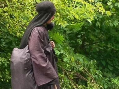 Mystery of the Roaming 'Woman in Black' Revealed