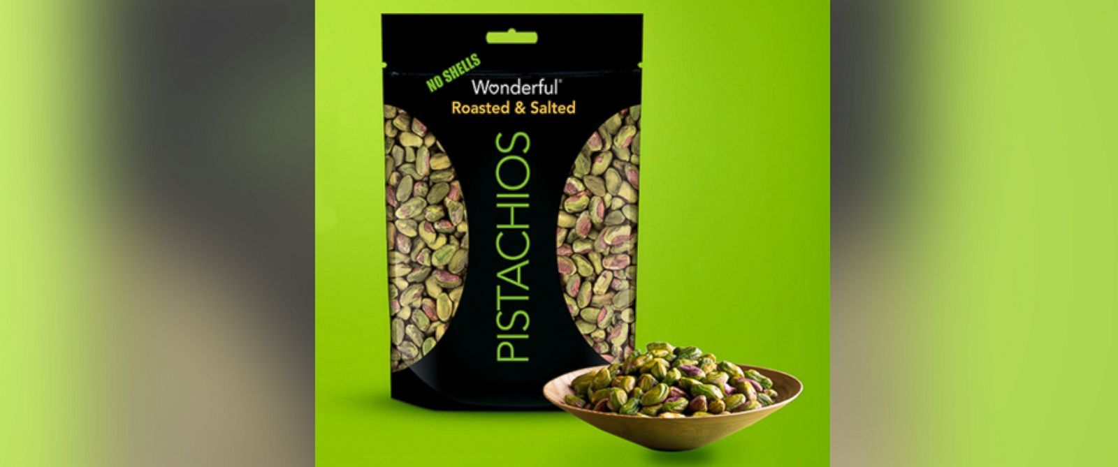 "PHOTO:Wonderful Pistachios voluntarily recalled ""a limited number of flavors and sizes of in-shall and shelled pistachios because they may be contaminated with Salmonella."""