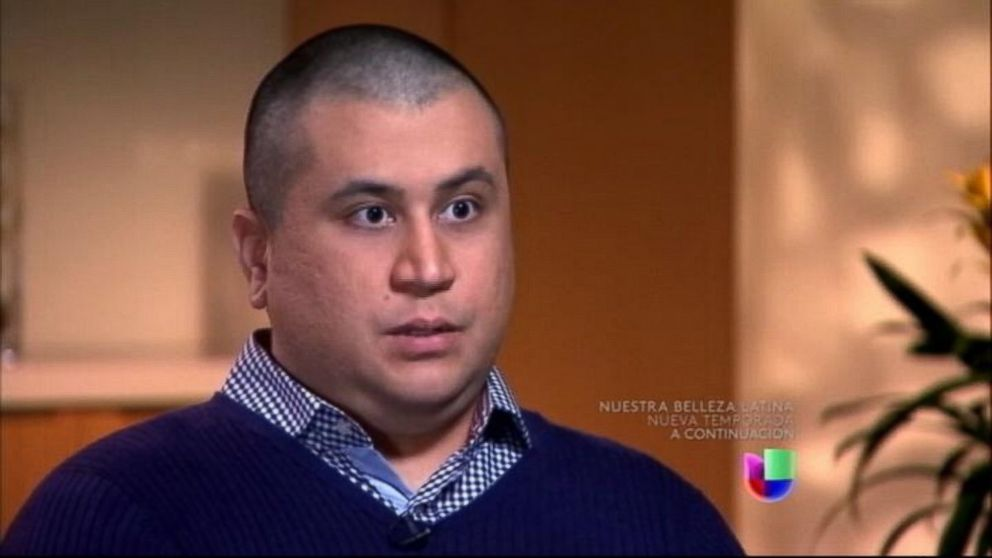 George Zimmerman Says He Lives in Constant Fear, Has PTSD - ABC News