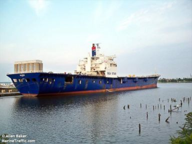 El Faro Captain 'Calm' During Final Communication to Shore