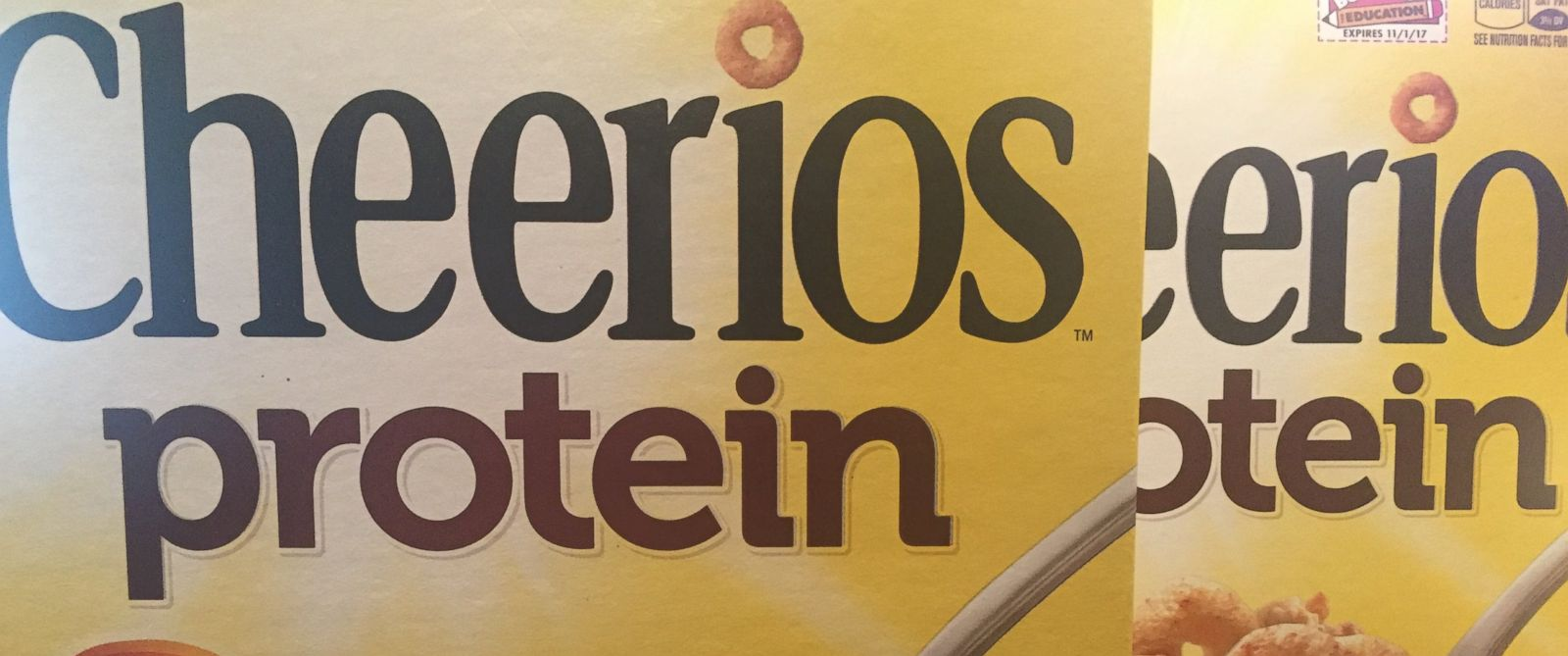 PHOTO: Cheerios Protein.