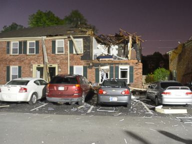 Explosion Rocks Indianapolis Apartment; 6 Hurt