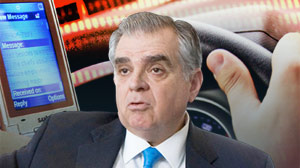 How do you keep drivers from texting or talking on cell phones while driving? DOT Secretary Ray LaHood, will address that issue as part of its Distracted Driving Summit which kicks off September 30th.