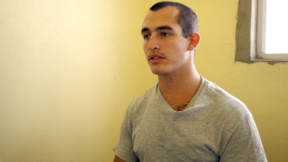 PHOTO: Sgt. Andrew Tahmooressi at Tijuanas La Mesa Penitentiary, May 3, 2014.