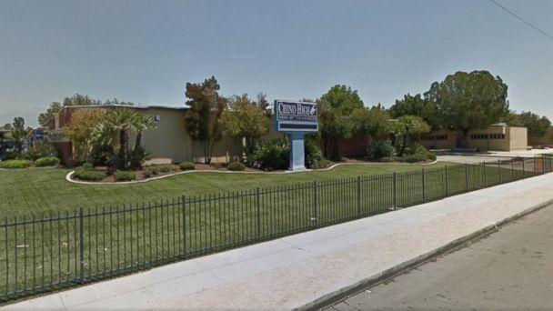 PHOTO: Chino High School located in Chino, California.