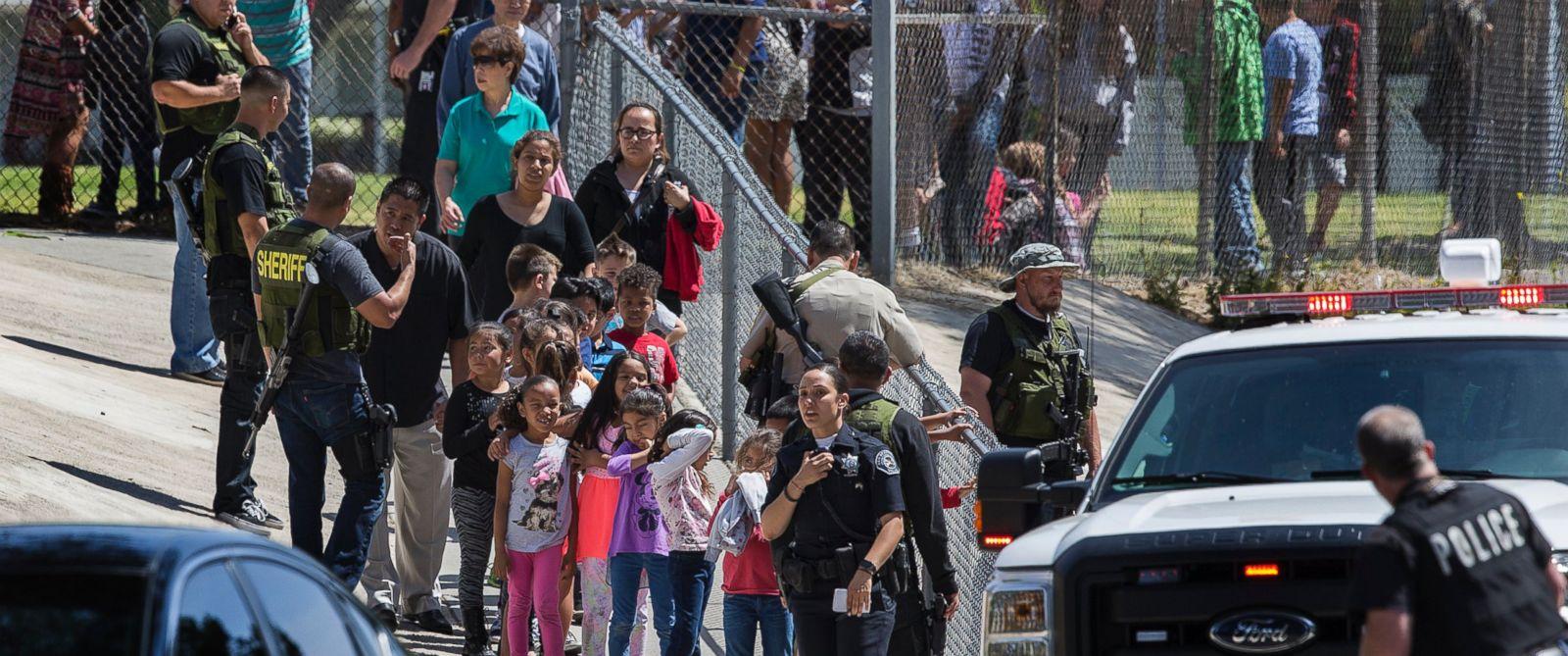 Image result for 8-year old killed in San Bernardino school shooting