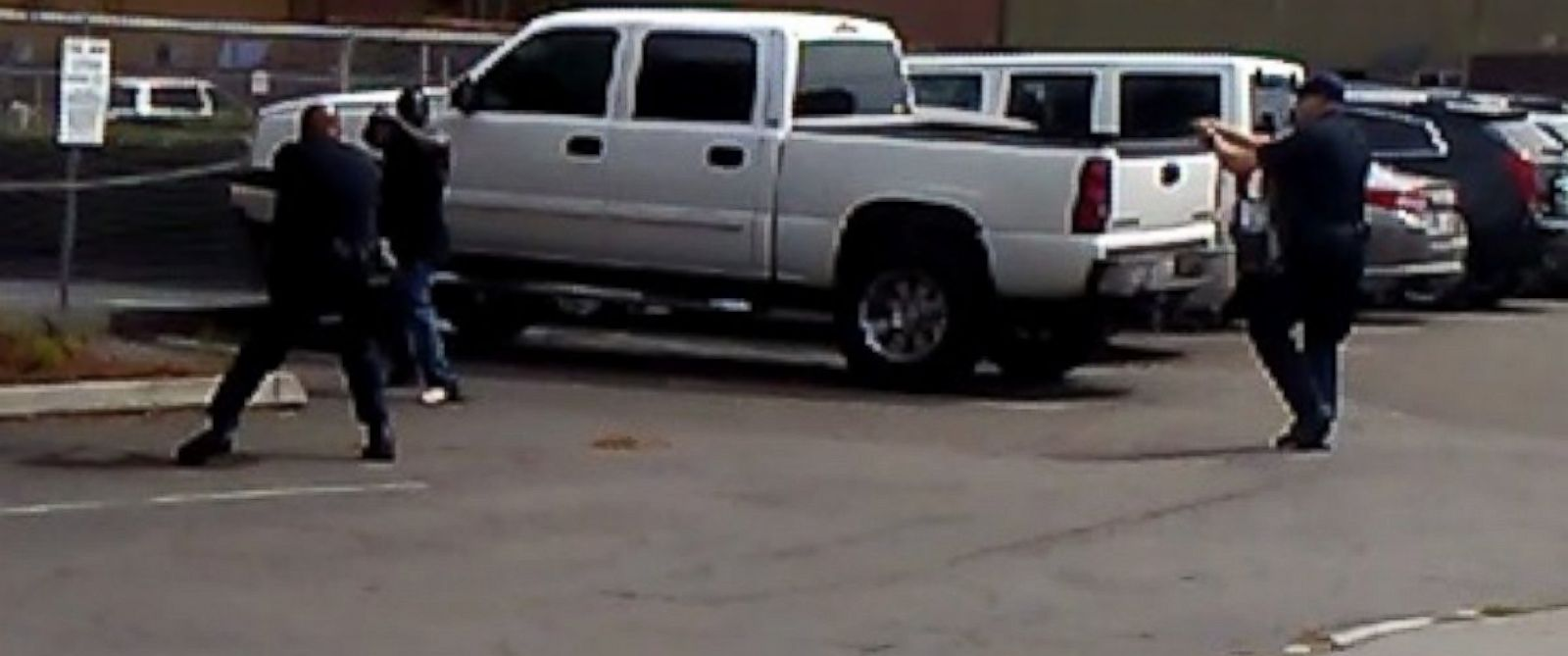 Image result for Police in California city fatally shot a black man