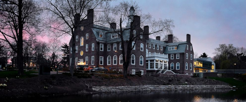 PHOTO: Choate Rosemary Hall, an elite boarding school in Wallingford, Conn., April 13, 2017.