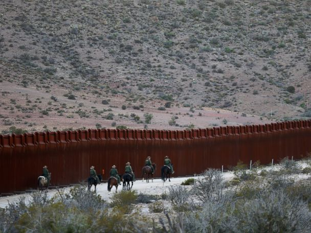 Retiring Border Chief Calls Trump's Wall a Waste of Time, Money