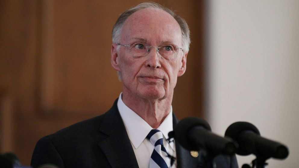 Alabama's new governor no stranger to state politics