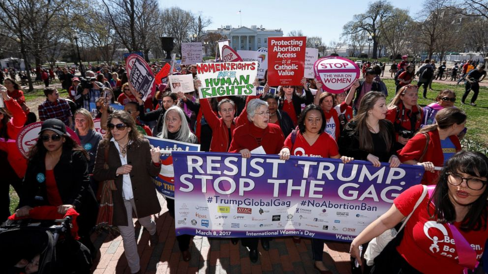 Women go on strike in US to show their economic clout
