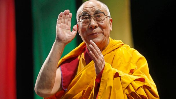 RT dalai lama jef 140225 16x9 608 Dalai Lama Settles Burning Question Posed in Harold Ramis Caddyshack