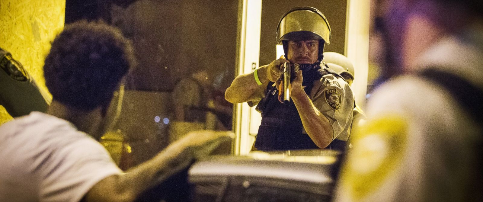 'People's Report' on Ferguson Riots Calls for Broad Change ...