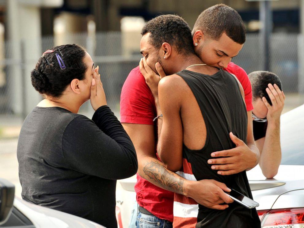 Mass Shooting at Pulse Nightclub