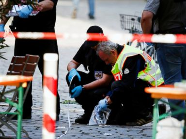 Ansbach Bomber Pledged Allegiance to ISIS in Video