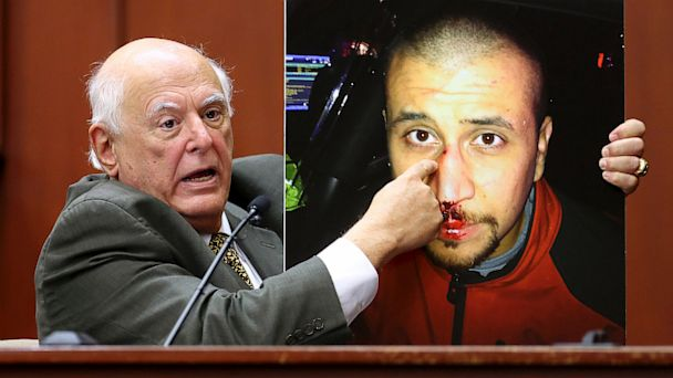 RT vincent dimaio zimmerman trial RTX11HY3 jt 130714 16x9 608 Five Moments That May Have Led to George Zimmermans Acquittal