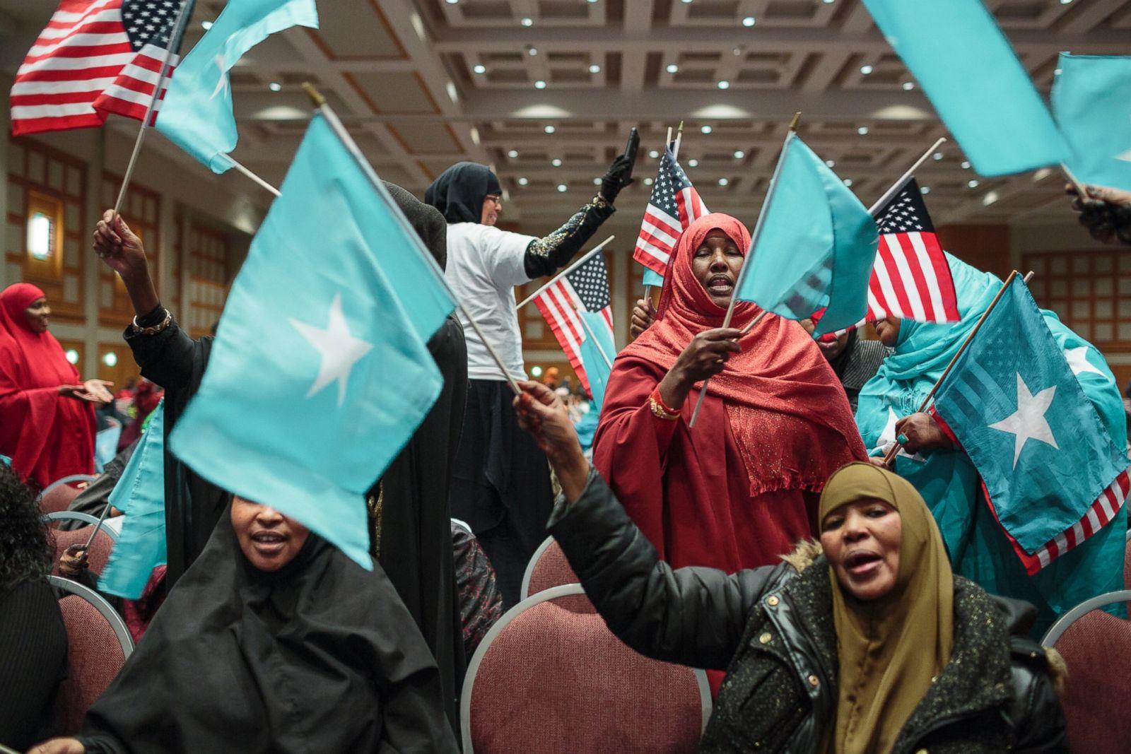 In Minnesota Somali Community Fears Trump Travel Ban Aid