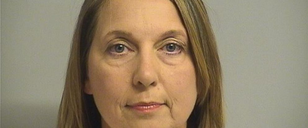 PHOTO: Tulsa police officer Betty Shelby was arrested on manslaughter charges on September 23, 2016.