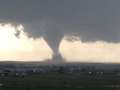 Tornado Touches Down in North Dakota; 9 Injured