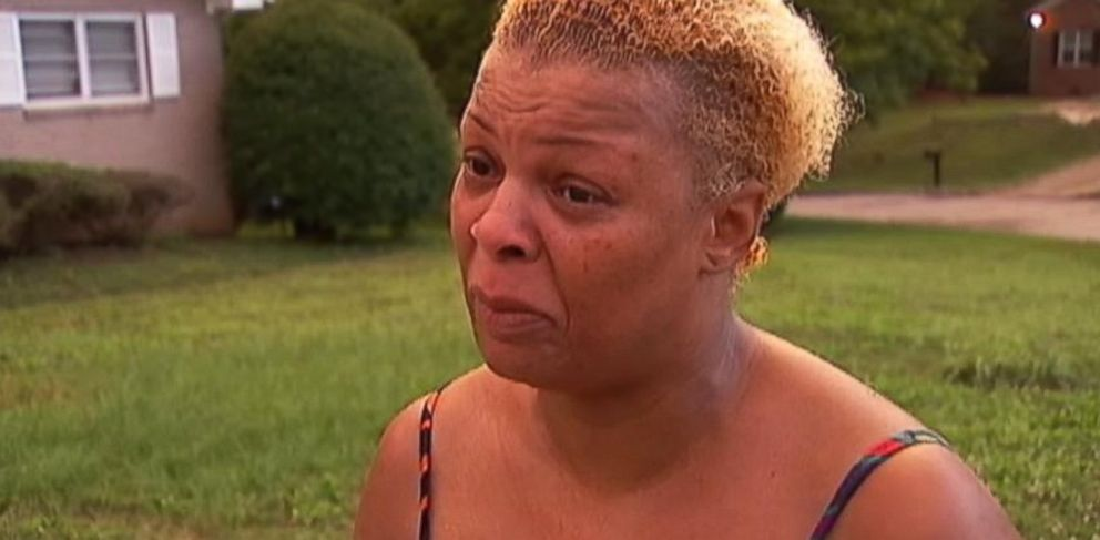 PHOTO: Lyna McNeil claims that she was duped into renting a home from a fake owner.