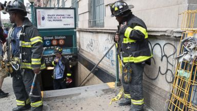 Another day, another derailment in NYC subway
