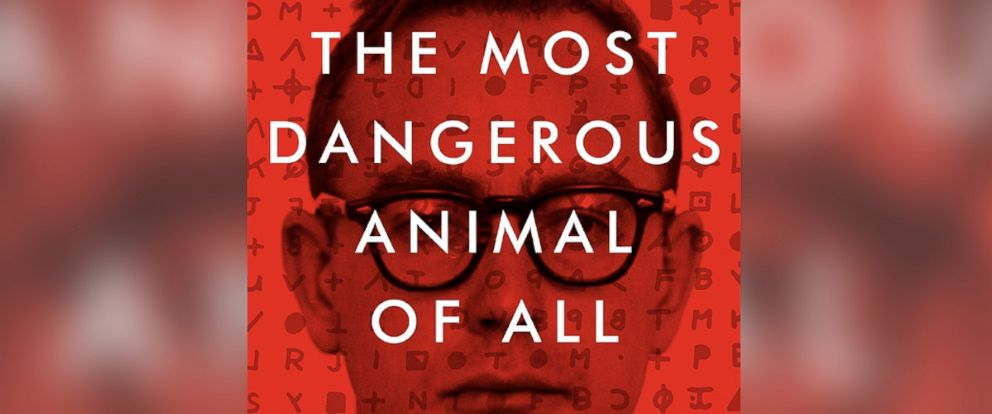 "PHOTO: Gary L. Stewart claims his father is the Zodiac Killer in his memoir, ""The Most Dangerous Animal of All."""