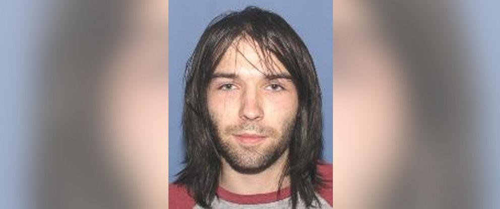 PHOTO: A manhunt is underway for Arron Lawson, 23, a person of interest in the shootings of four people found dead in a home in Pedro, Ohio.
