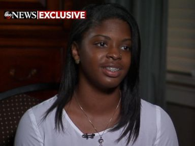 PHOTO: Alexis Manigo, 18, who was kidnapped as a newborn speaks out in an exclusive interview with Good Morning America.