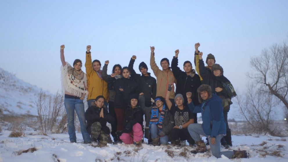 Meet the youths at the heart of the Standing Rock protests against the Dakota Access pipeline