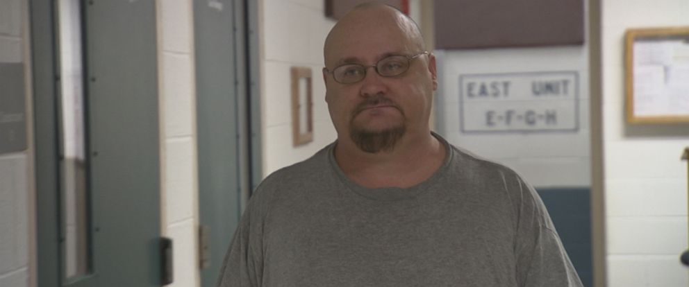 PHOTO: Mark Carver is serving a life sentence for a brutal murder he says he didnt commit.
