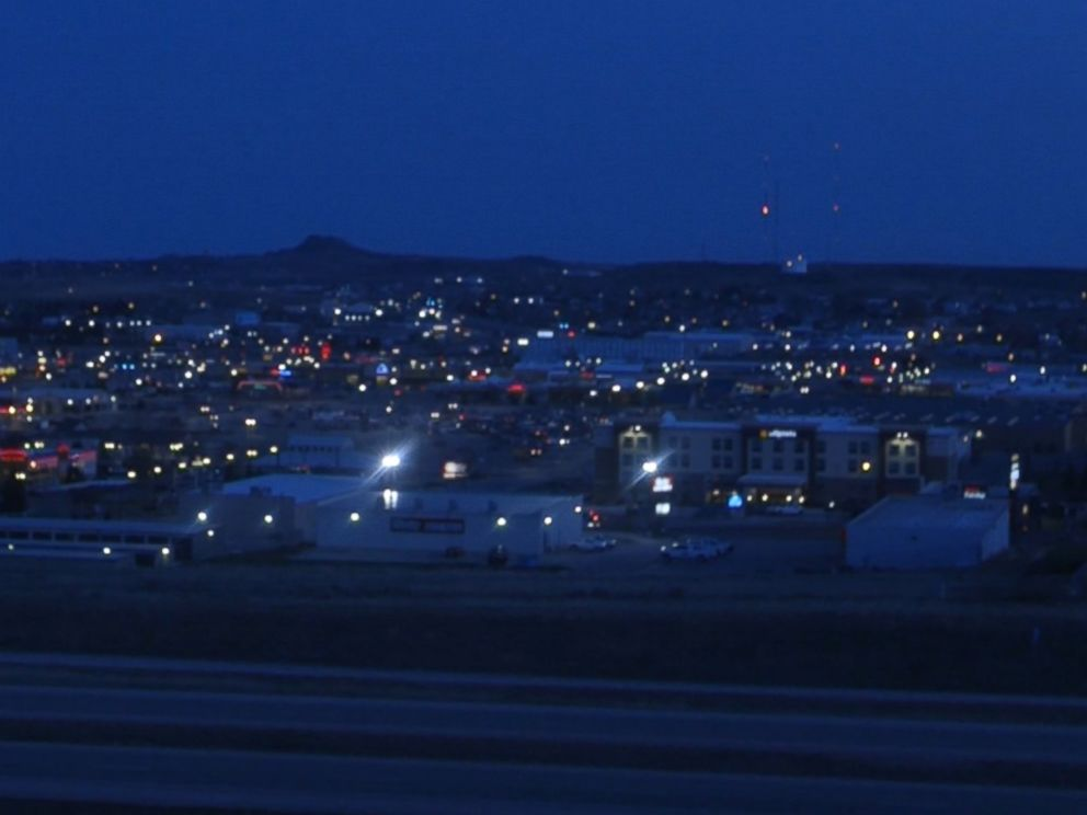"""PHOTO: The slogan of the town of Gillette is """"the energy capital of the nation."""""""