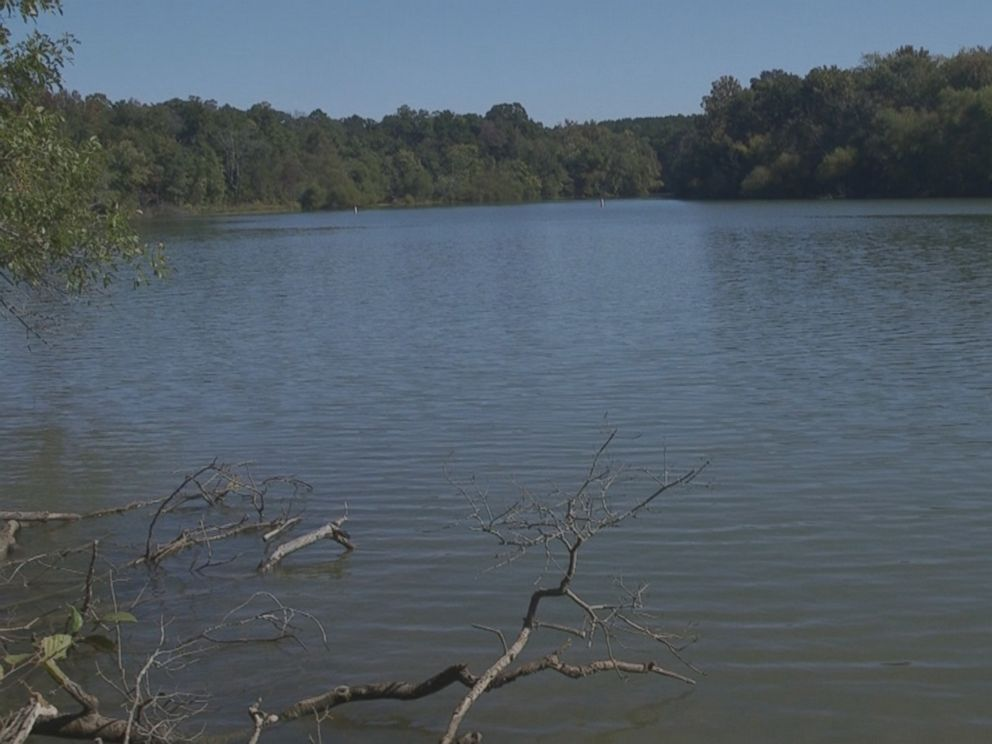 PHOTO: The Catawba River near where Ira Yarmolenkos body was found in North Carolina is pictured here.