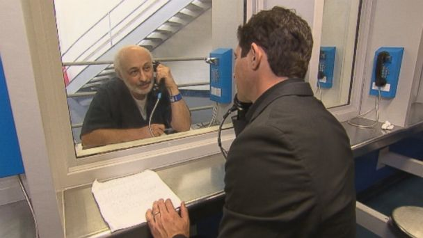 PHOTO: In an exclusive jail-house interview with ABCs Matt Gutman, Michael Vilkin said he would not hesitate to act if he felt threatened.