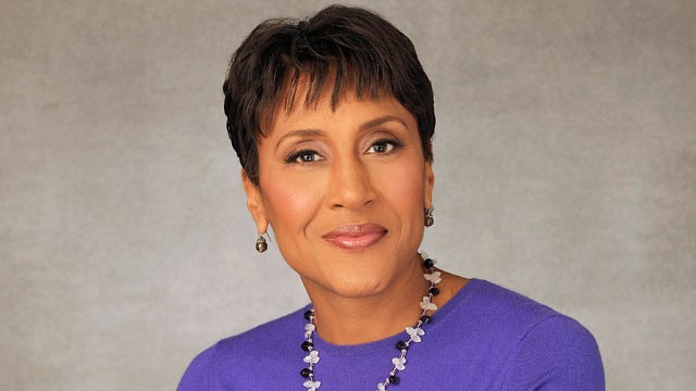 PHOTO: ABC's Robin Roberts is shown in this undated file photo.