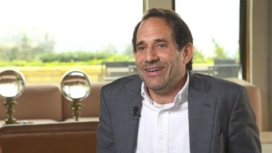 Ousted American Apparel CEO Dov Charney sits down for an interview with ABC News 20/20.