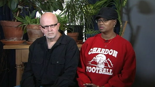 PHOTO: The parents of Ohio school shooting victim Demetrius Hewlin said today they forgive suspected gunman T.J. Lane for shooting their son, noting