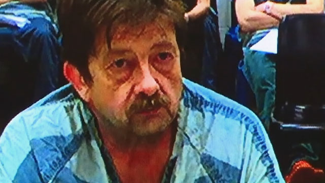 PHOTO: Donald McNeely, 54, is being held on $5
