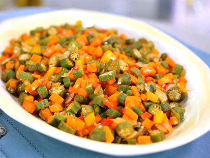 PHOTO: Okra Hash by Little Big Towns Kimberly Schlapman