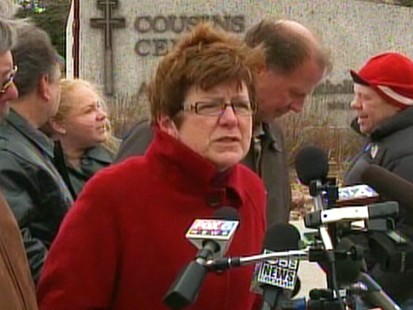 VIDEO: Lynn Pilmaier criticizes Pope Benedict XVIs handling of alleged abuse cases.