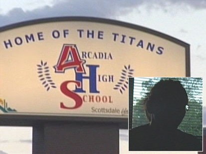 Picture of Arcadia High School.