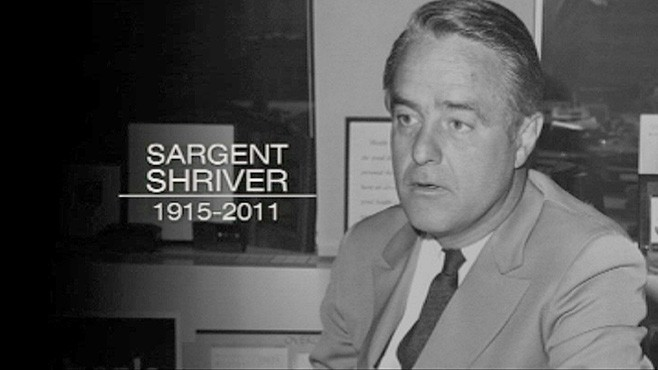 VIDEO: Sargent Shriver Dead at 95