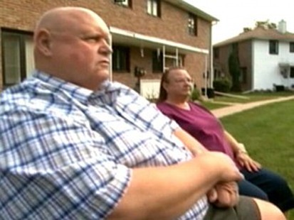 VIDEO: A man says he was denied a seat on Southwest Airlines for being too fat.
